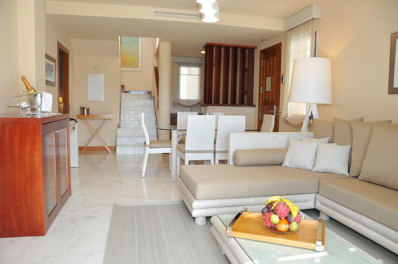Hotel Suite Villa María 21