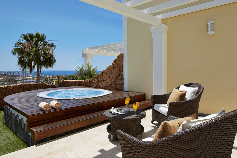 Hotel Suite Villa María 27