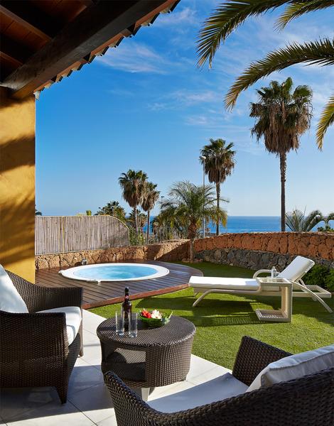 Hotel Suite Villa María 31