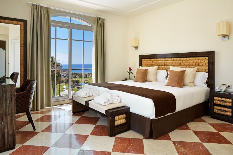Hotel Suite Villa María 7