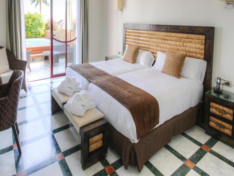 Hotel Suite Villa María 9