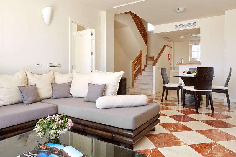 Hotel Suite Villa María 10