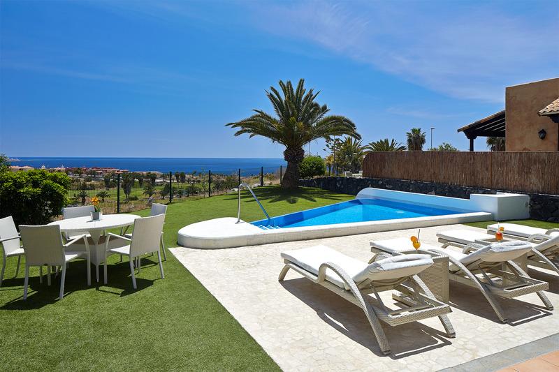 Hotel Suite Villa María 14
