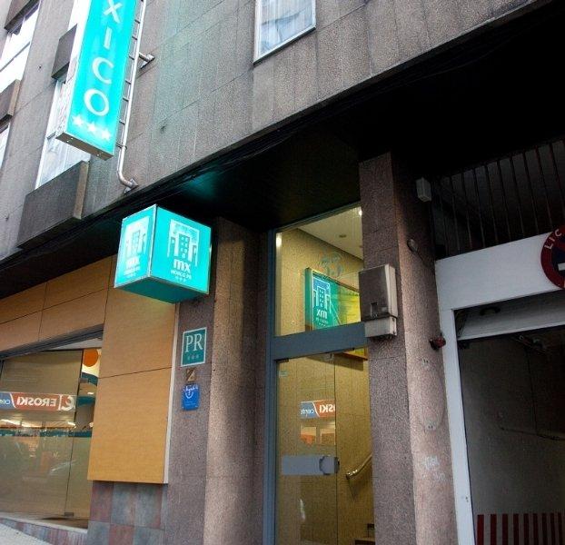 Hotel Mexico Pr 1