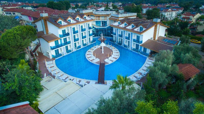 Фетхие - Ocean Blue High Class Hotel