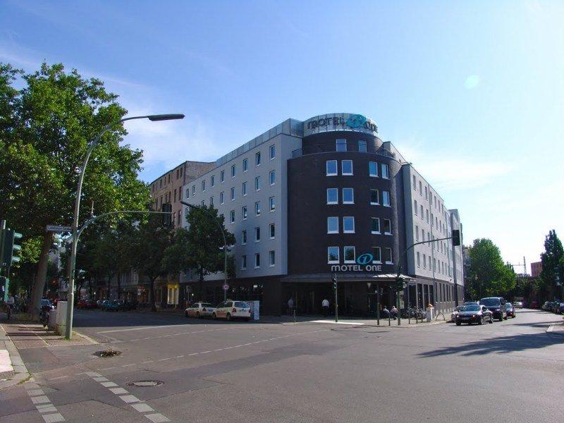 Hotel Motel One Berlin-bellevue