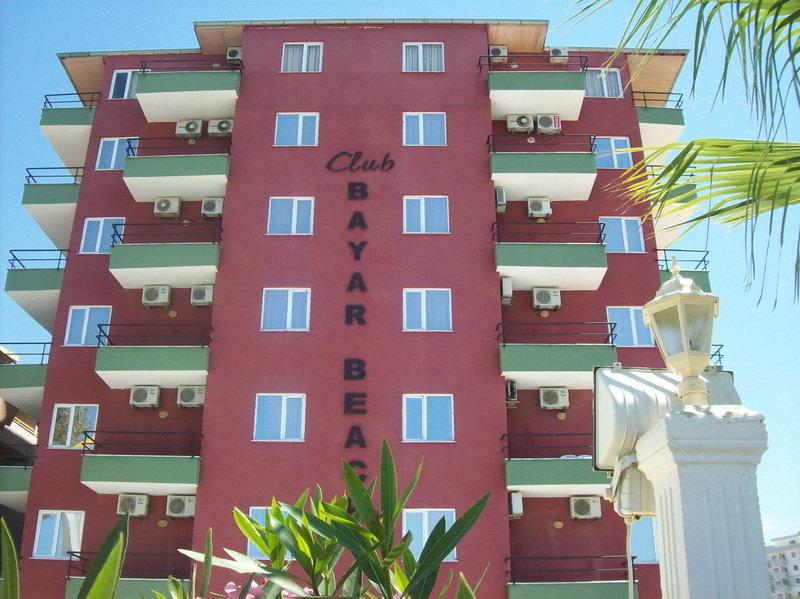 Аланья - Club Bayar Beach Hotel