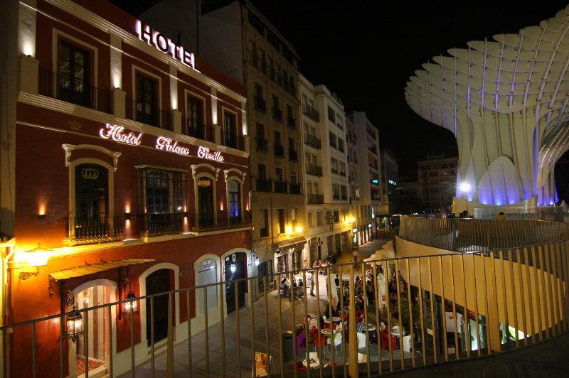 Hotel Palace Sevilla thumb-2