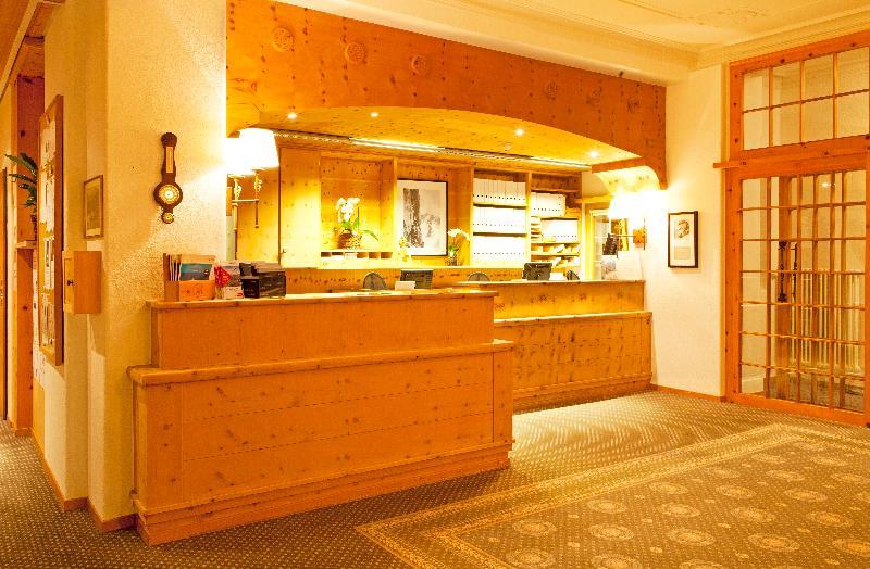 Hotel Edelweiss St Moritz