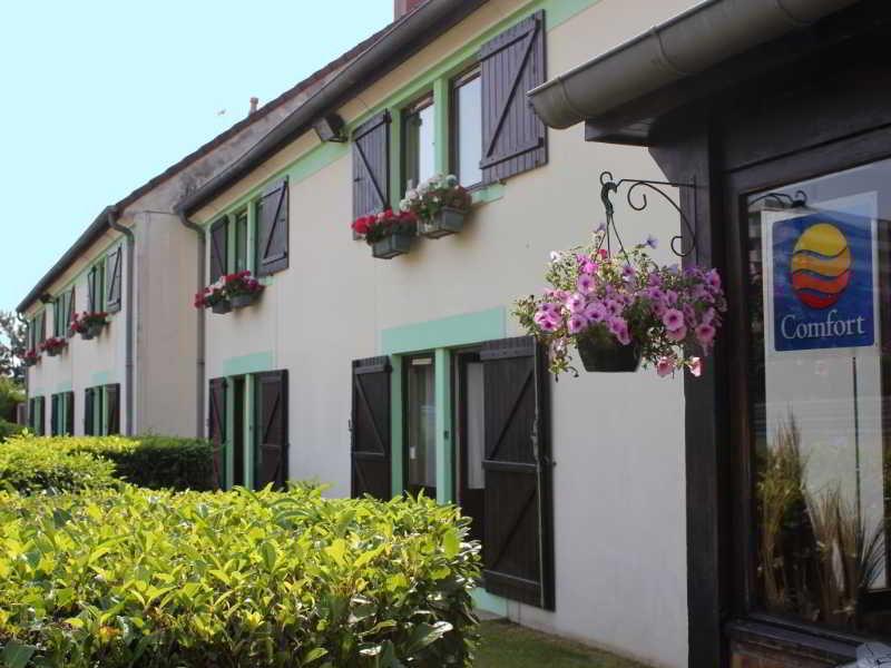 Comfort Hotel Les Mureaux Flins