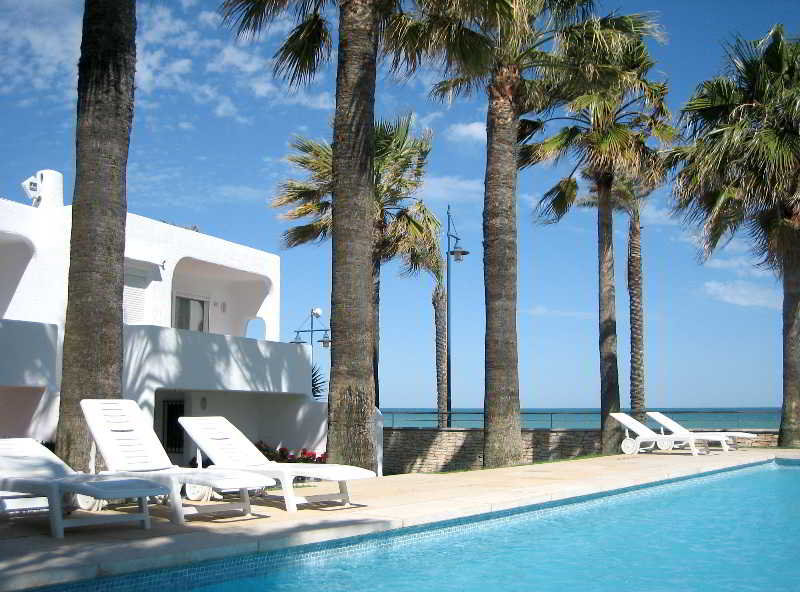 Hotel Apartamentos Tamarindos Peã±iscola