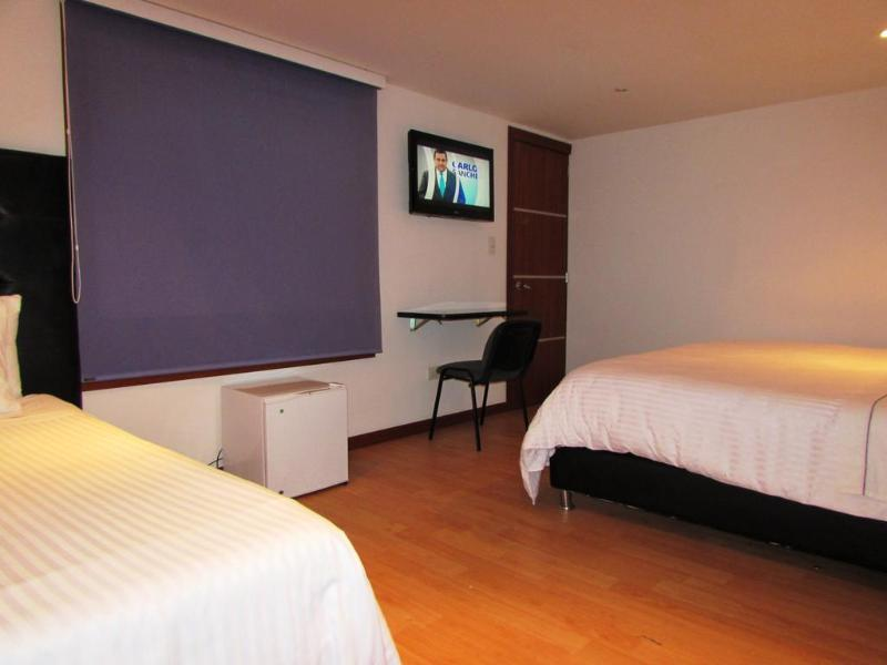 Hotel Miranda House Bogota Colombia