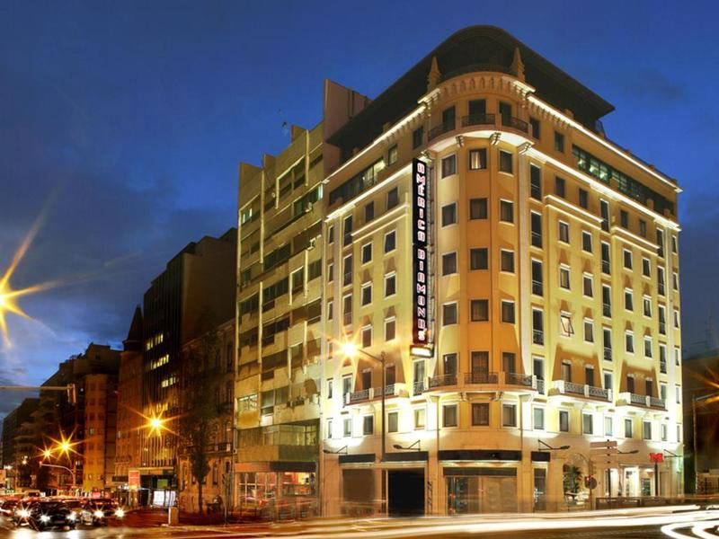 Hotel American Diamonds