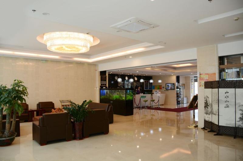 Пекин - CYTS Shanshui Trends Hotel (Tianzhu Branch)