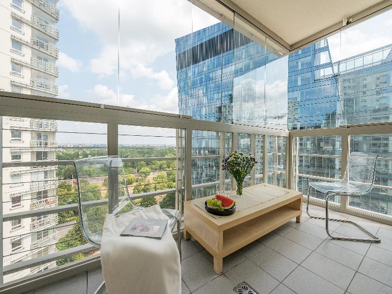 Варшава - P&O Apartments Arkadia 7