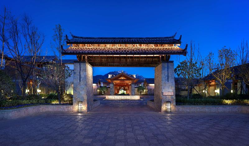Grand Hyatt Lijiang, Lijiang