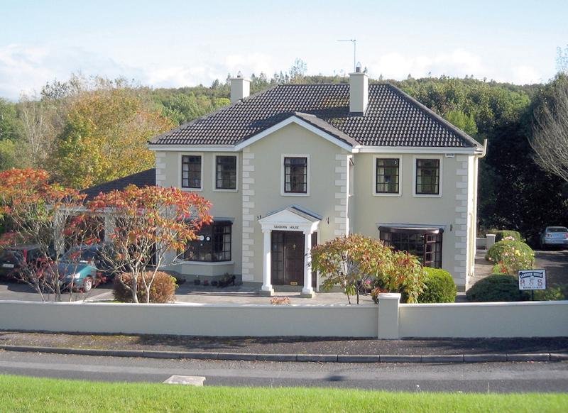 Эннис - Sanborn House
