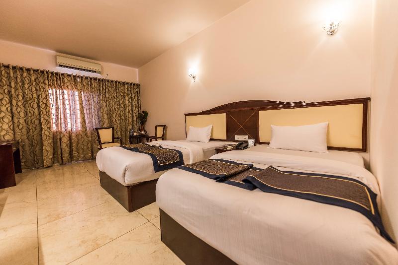 卢本巴希hotellubumbashi-agoda提供一刻前行程别墅莲池淄博图片