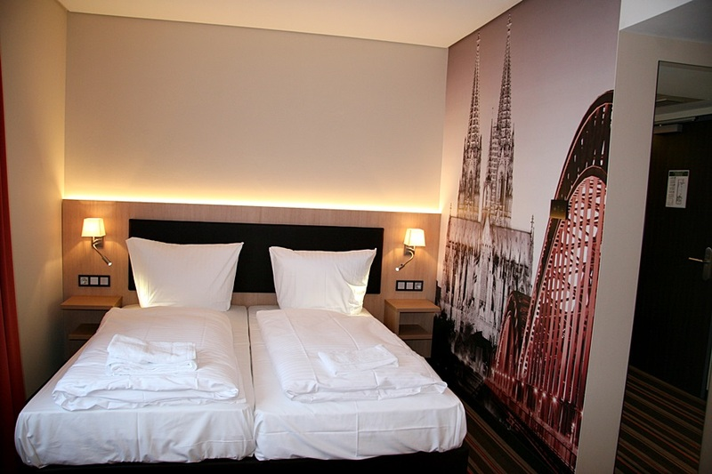 hotel friends k ln hotel cologne from 91. Black Bedroom Furniture Sets. Home Design Ideas