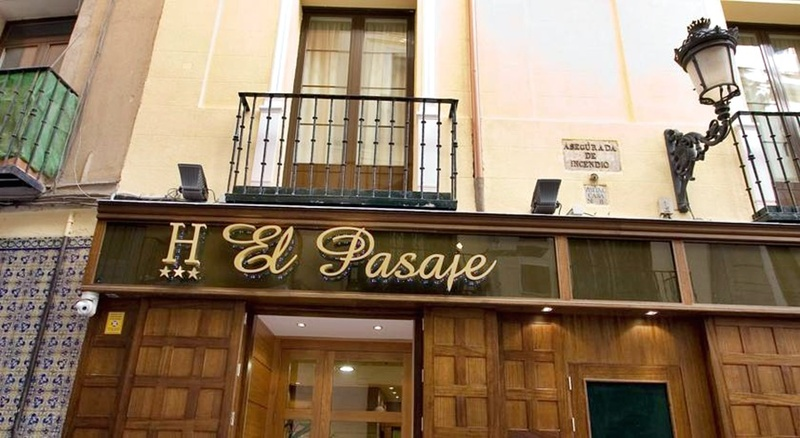 Hotel El Pasaje Hostal thumb-3