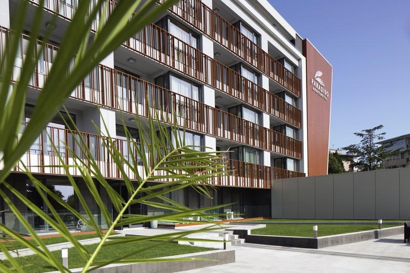 Несебыр - Paradiso Apartcomplex