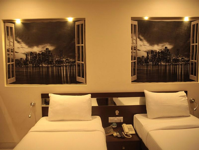 HotelTim Grand Business Hotel, Mumbai