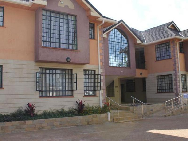 Davis Court, Nyeri Town