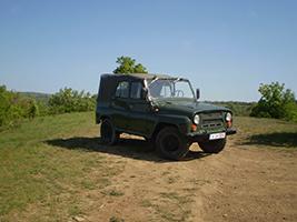 Escursioni a Bourgas / Black Sea Resorts - 4x4 Jeep Safari - Burgas Region