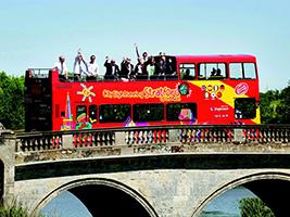 Warwick Excursions & Tours - Warwickshire tourist bus