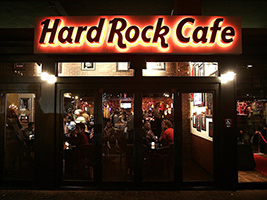 Excursions in Cleveland - OH - Hard Rock Cafe