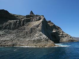 Ausflüge in La Gomera - Los Organos basalt pillars tour