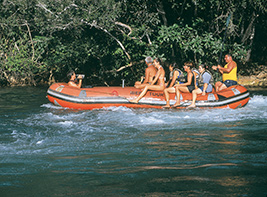 Paraty Excursions & Tours - Rafting in Paraty