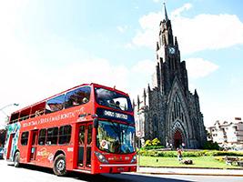 Ausflüge in Gramado - Bus Tour