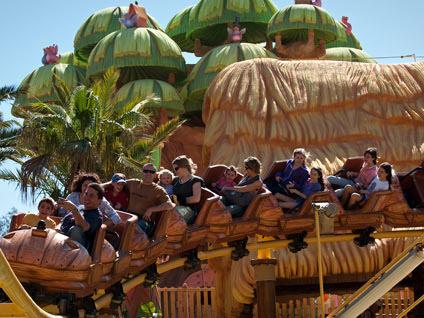 3 días 2 parques: PortAventura + Aquatic Park