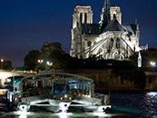 Tour Paris Illuminations y crucero por el río Sena