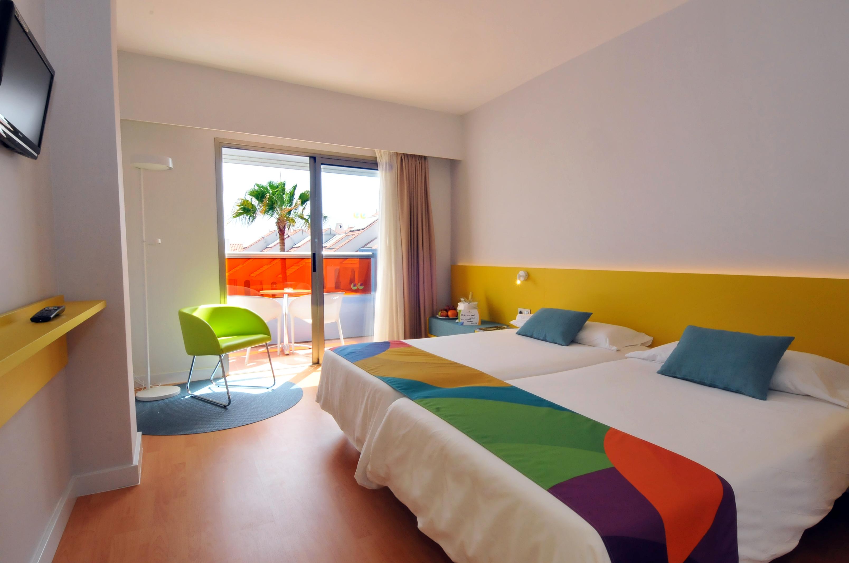 Paradise Park Fun Lifestyle Hotel en Los Cristianos