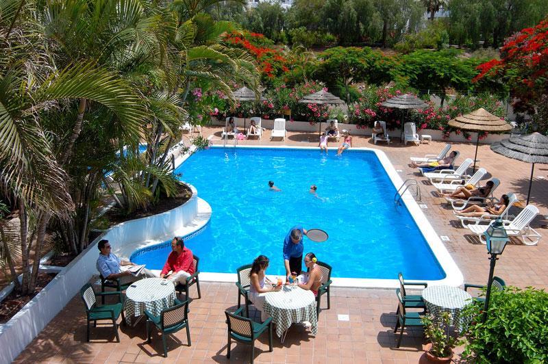 Vanila Garden Hotel en PLAYA DE LAS AMERICAS-ARONA