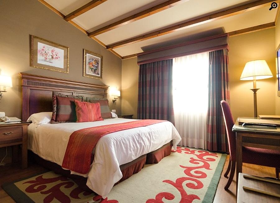 Gran Hotel Los Abetos en Santiago de Compostela