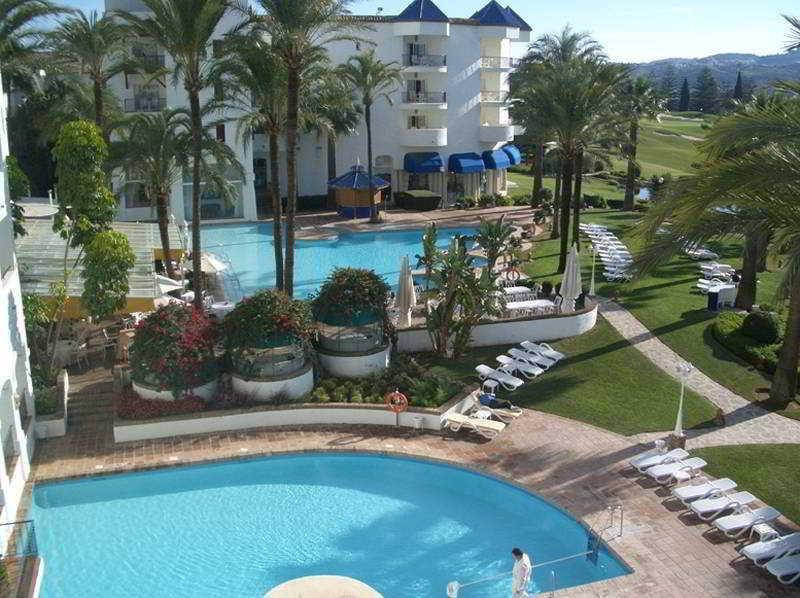 Gran Hotel Guadalpin Byblos Spa  en Mijas Costa