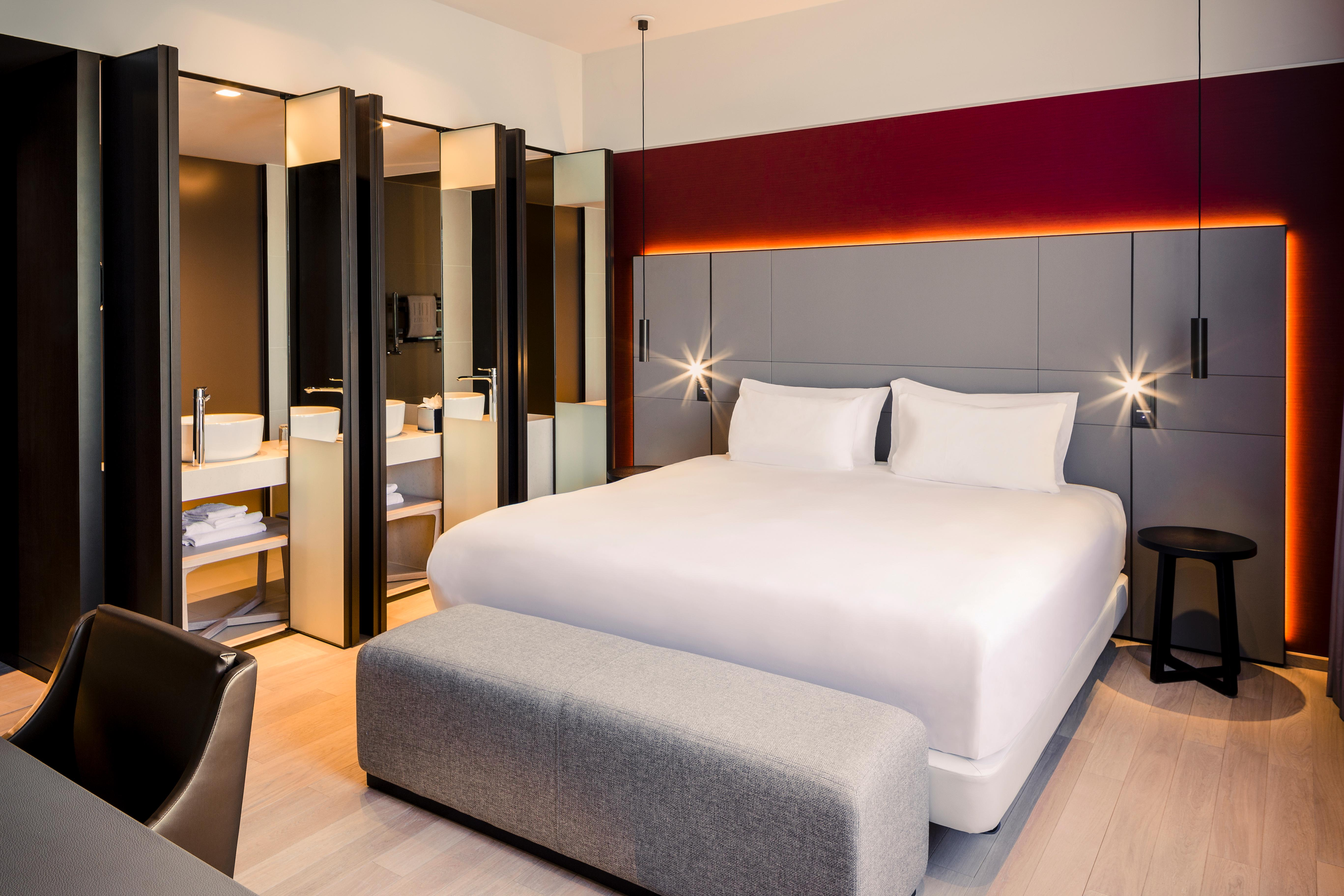 NH Collection Amsterdam Grand Hotel Krasnapolsky en Amsterdam