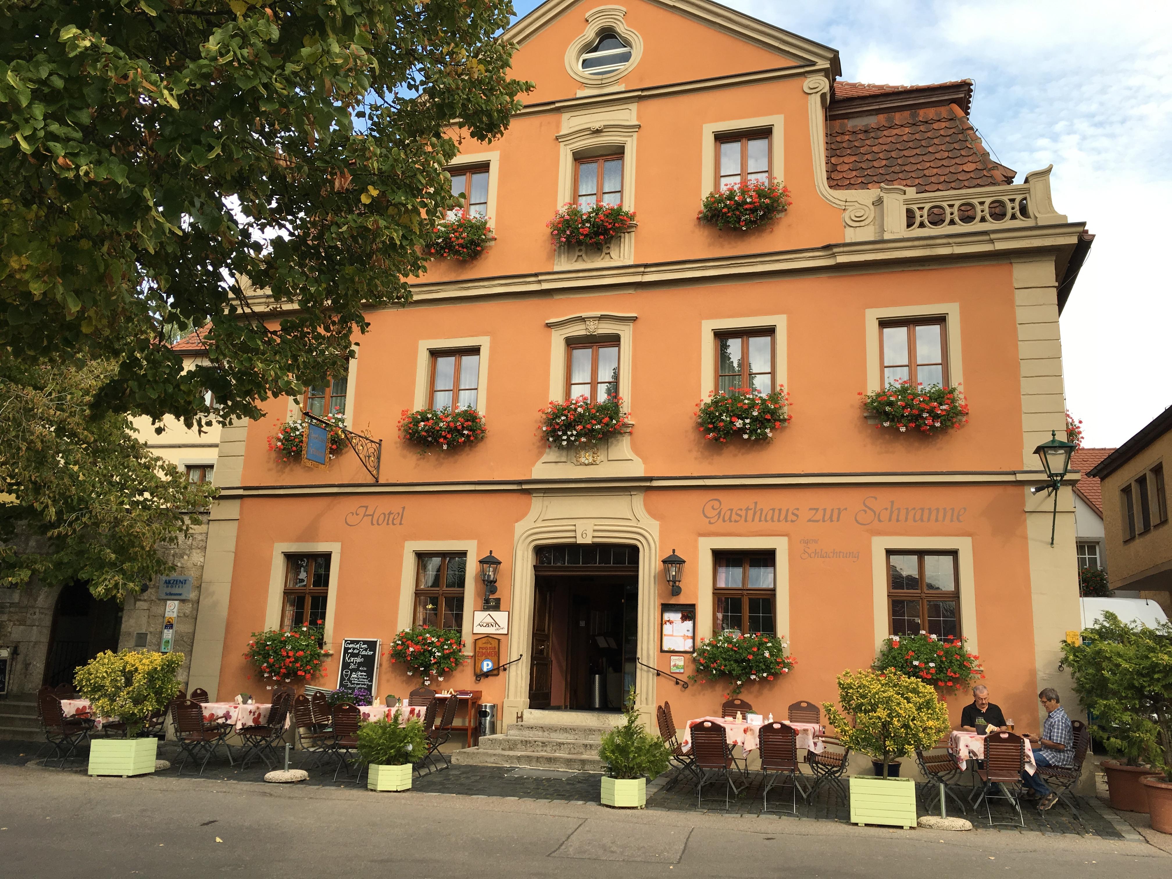 Schranne, Ansbach