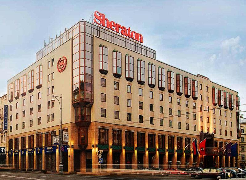 Sheraton Palace Moscow en MOSCOW
