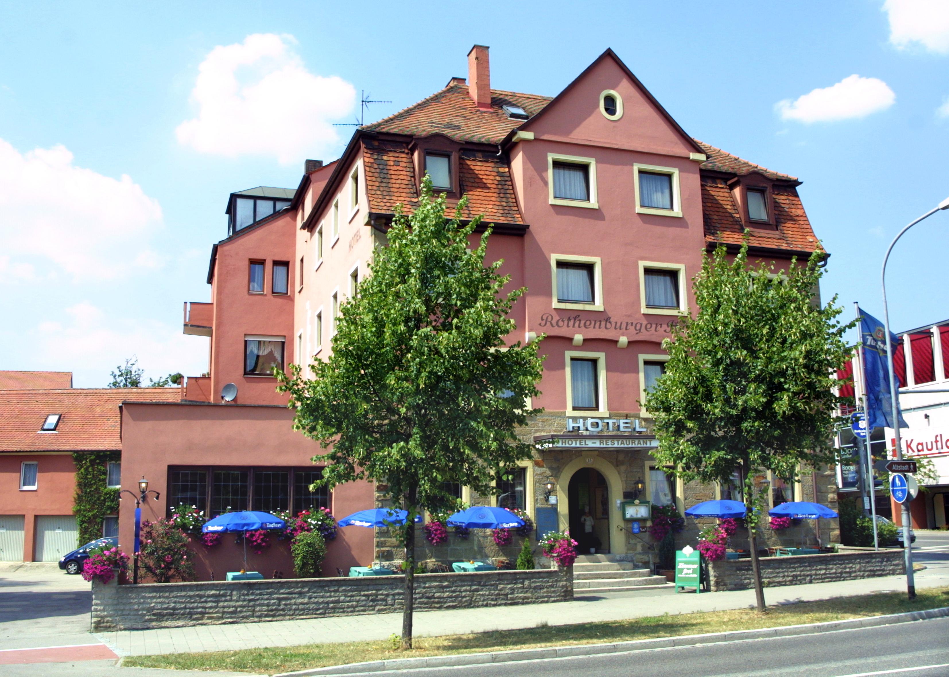 Rothenburger Hof, Ansbach