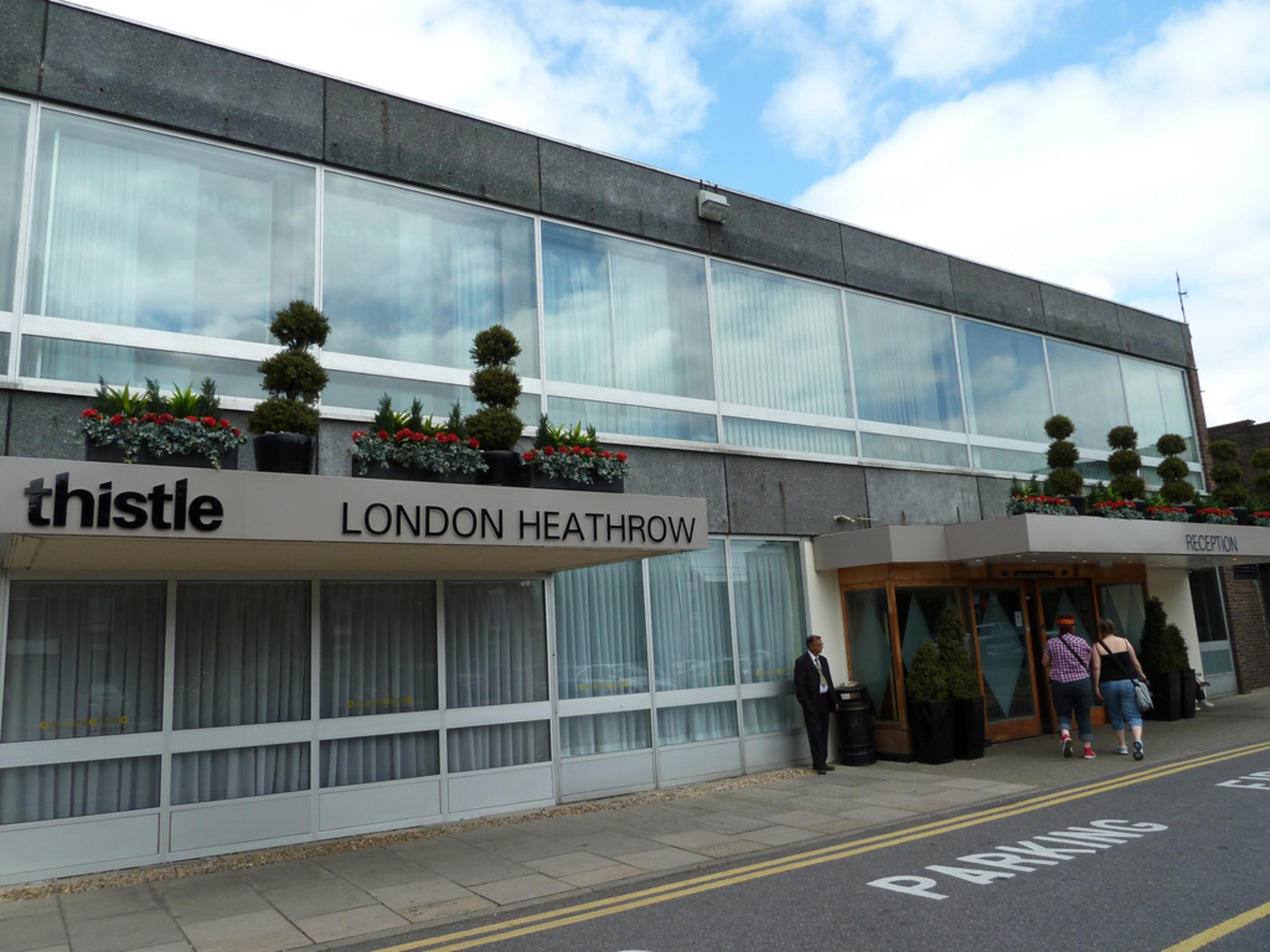 Thistle London Heathrow Terminal 5, London