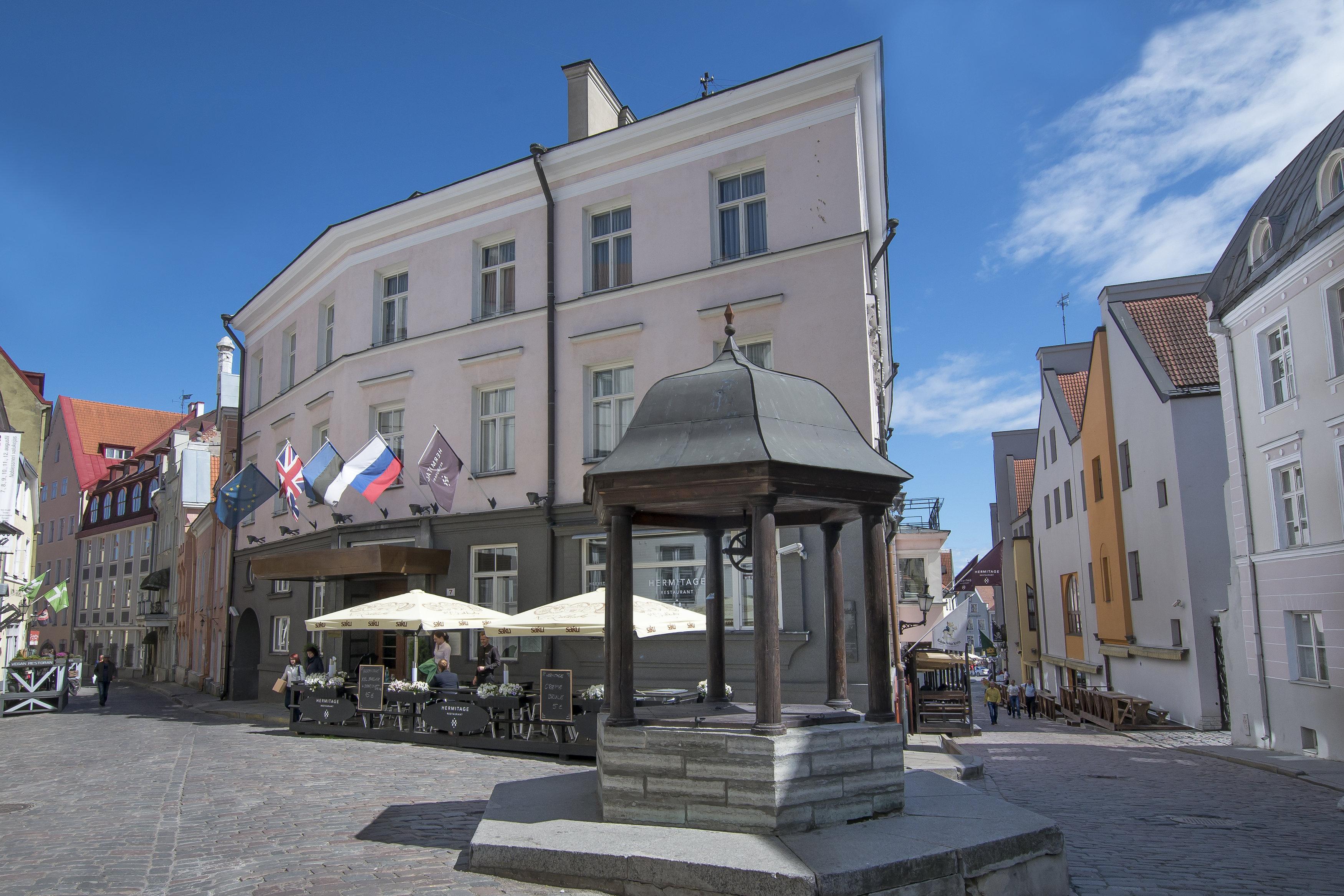 St Petersbourg, Tallinn