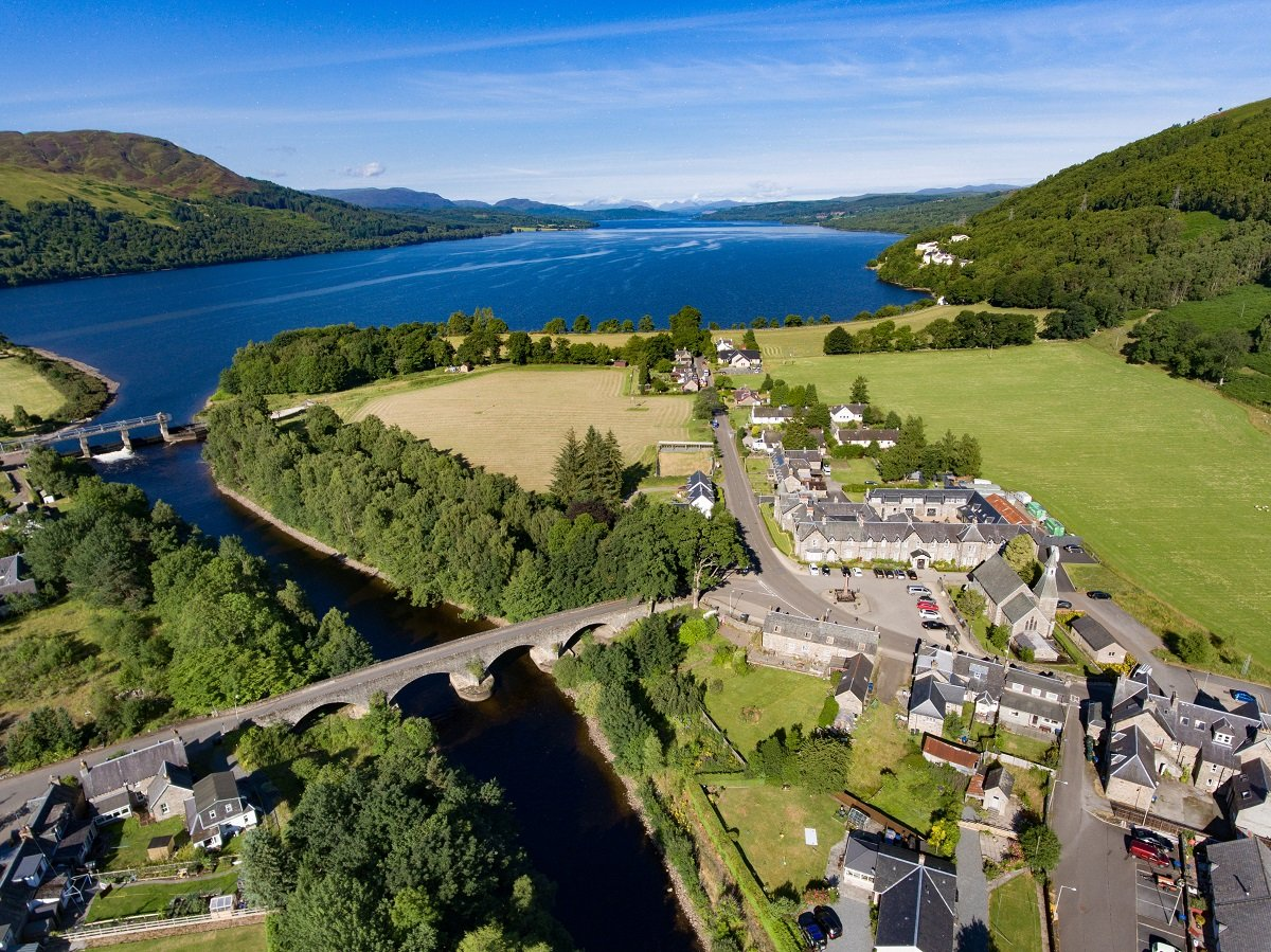 Dunalastair, Perthshire and Kinross