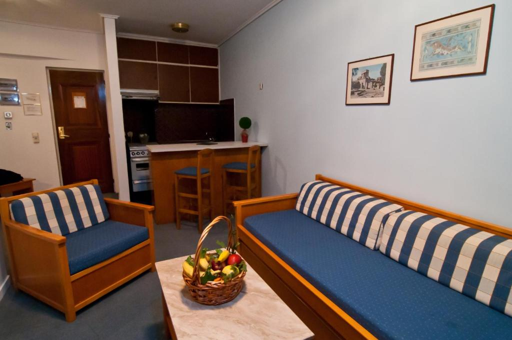 Oasis Hotel - Apartments