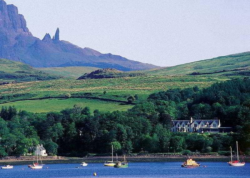 Cuillin Hills Hotel, Highland