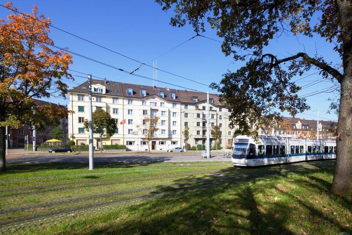 Hotel Coronado en Zurich