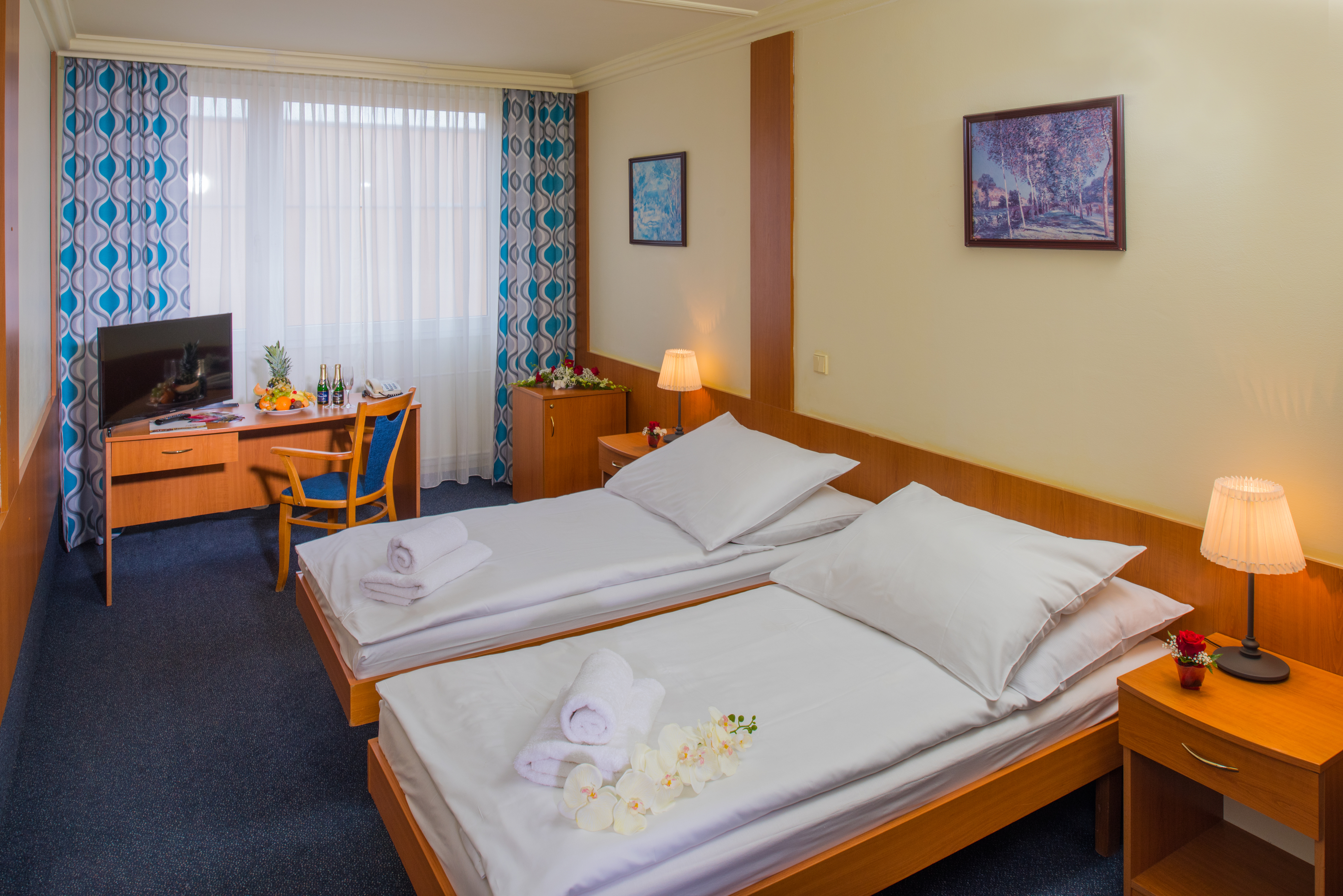 Top Hotel Praha en PRAGUE 4